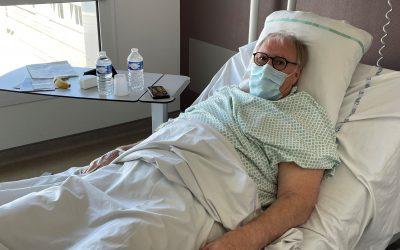 Innovation : opération d'une prothèse de hanche en ambulatoire